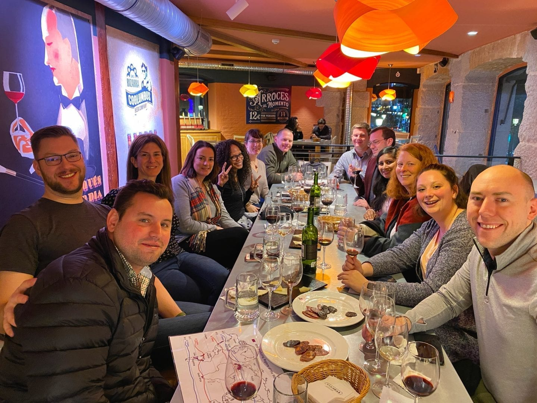Secret Wine Tour in Madrid