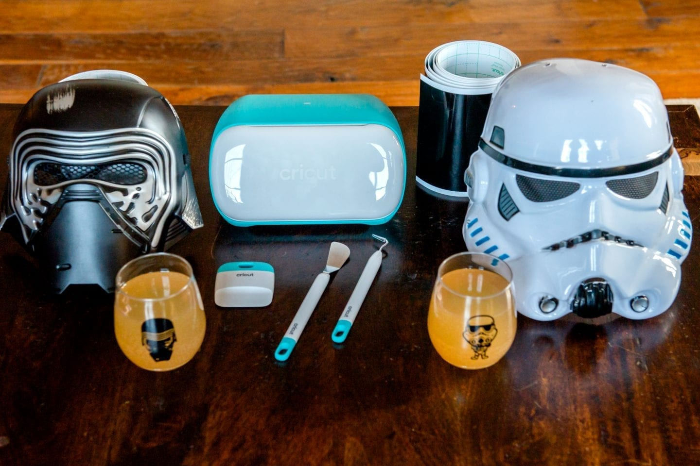 How to Make Star Wars Crafts with Cricut Joy?